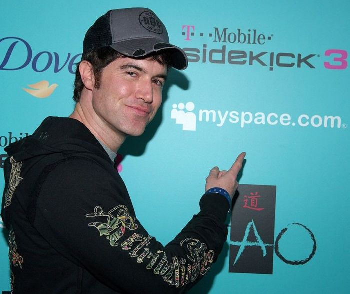 Tom Anderson, Creator of MySpace during 2007 Park City - MySpace Nights at Tao - Day 1 at Harry O's in Park City, Utah, United States