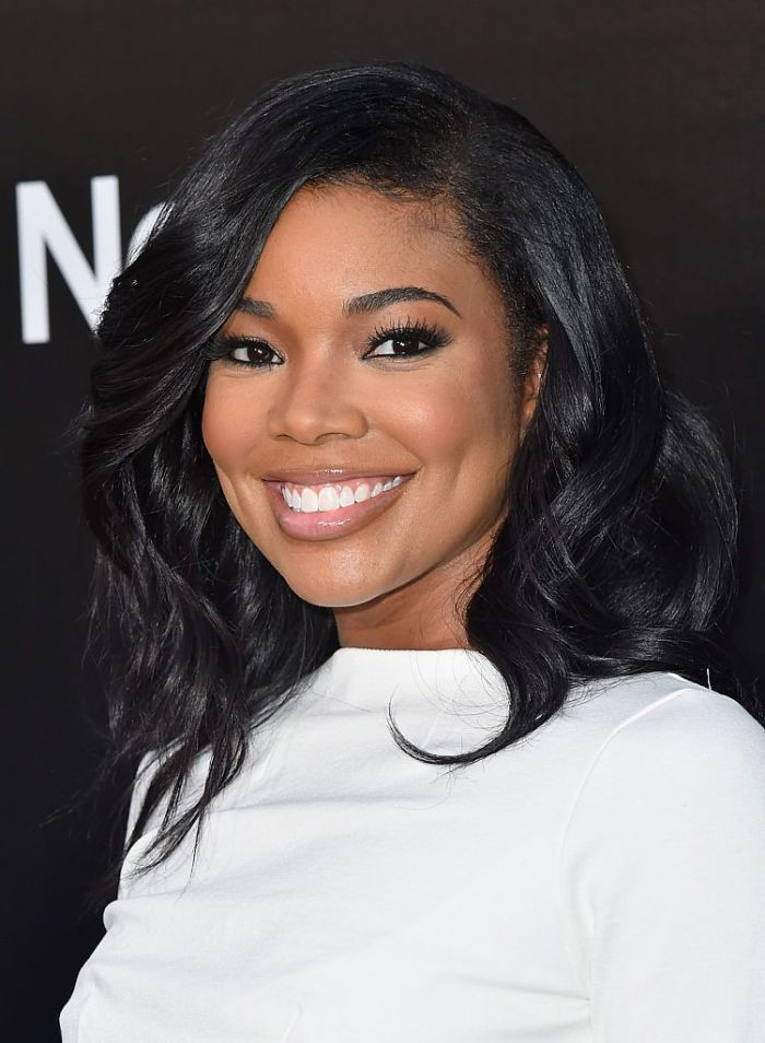 Actress Gabrielle Union attends the Samsung Galaxy S6 Edge Plus and Note 5 Launch party on August 18, 2015 in West Hollywood, California