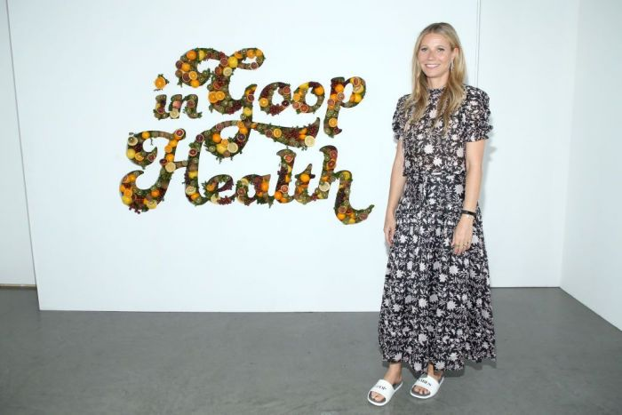 Gwyneth Paltrow attends the In goop Health Summit at 3Labs on June 9, 2018 in Culver City, California