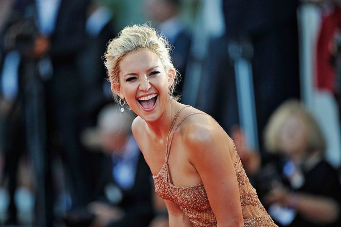 "Actress Kate Hudson attends ""The Reluctant Fundamentalist"" Premiere And Opening Ceremony during the 69th Venice International Film Festival at Palazzo del Cinema"