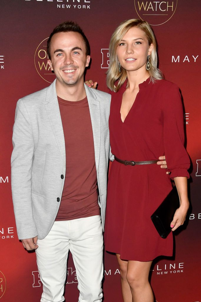 "Frankie Muniz and Paige Price attend People's ""Ones To Watch"" at NeueHouse Hollywood"