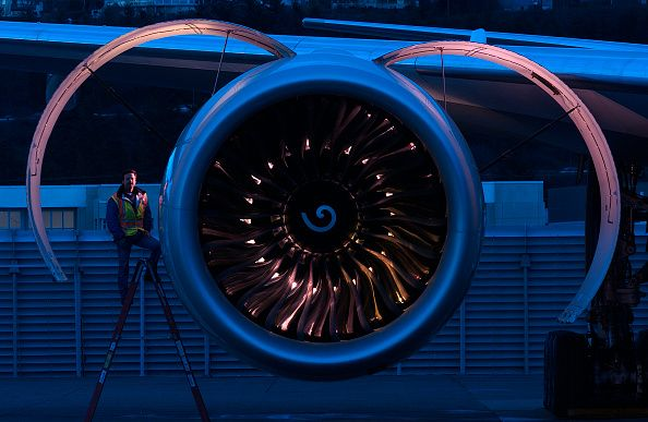 big swirly engine