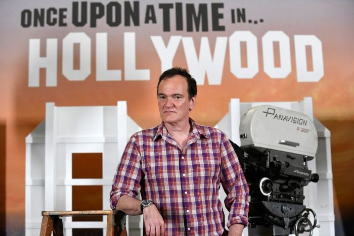 Quentin Tarantino Once Upon A Time In Hollywood Camera Signs