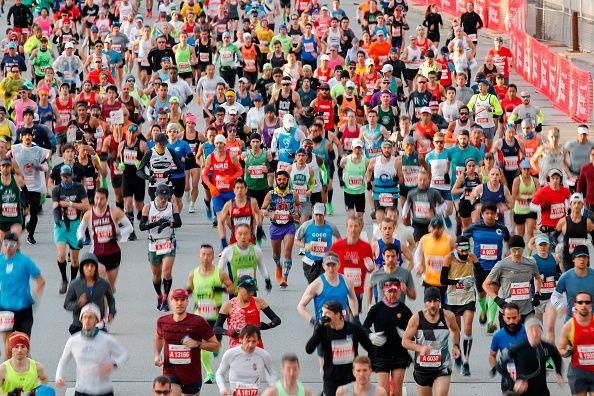 multicolor marathon