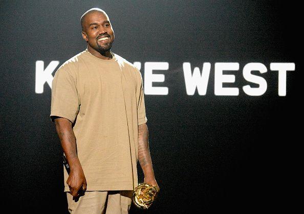 Kanye West MTV Awards