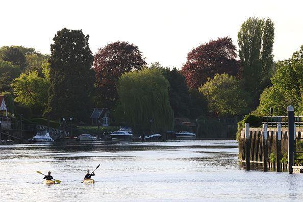 Teddington Thames River