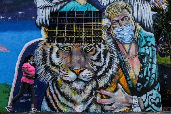 Joe Exotic Mural