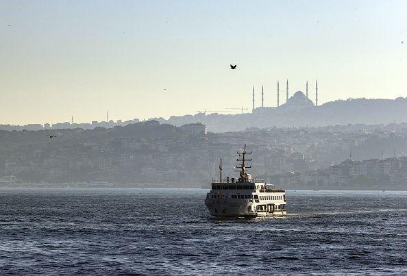 Turkey Ferry Istanbul