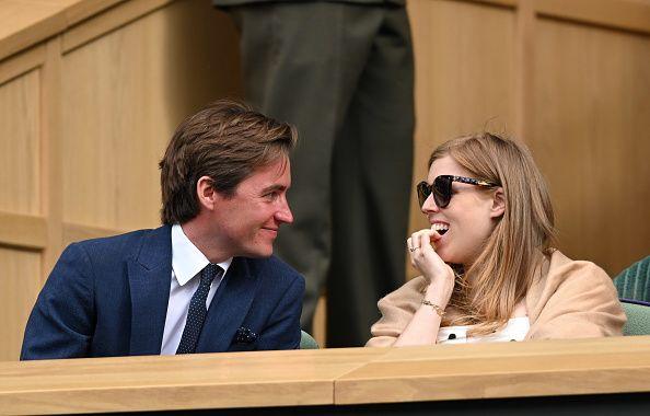 Beatrice At Wimbledon